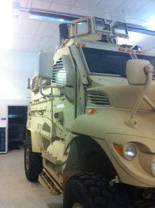 Desert Mine Tank